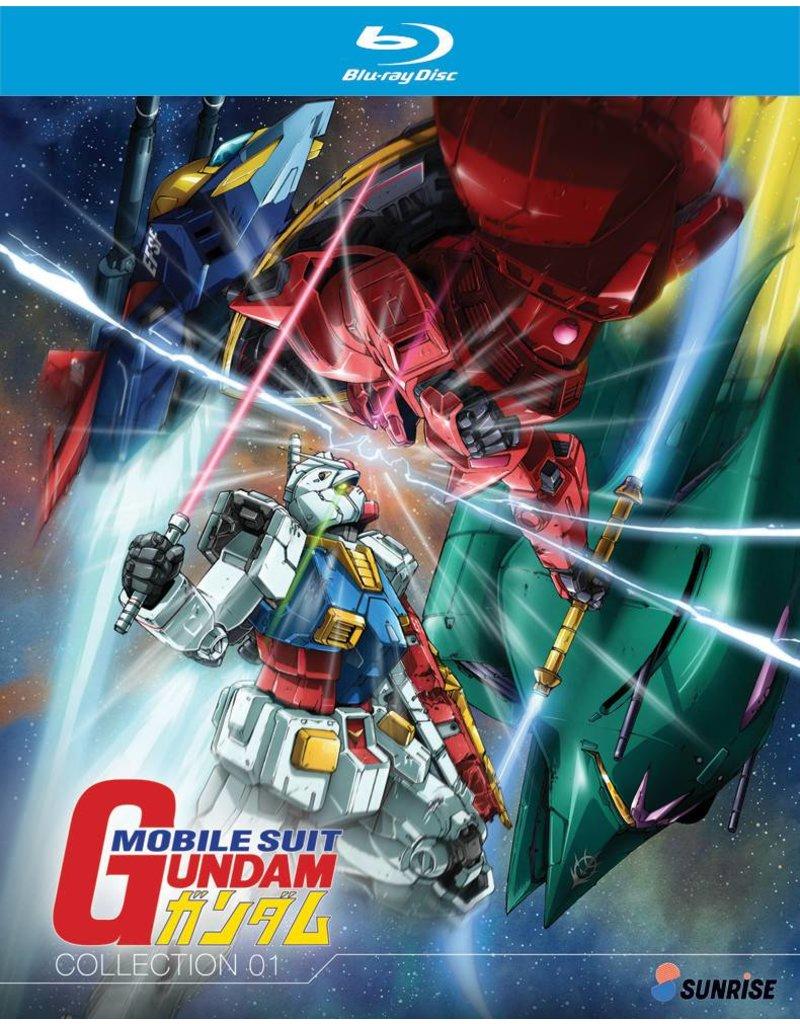 Nozomi Ent/Lucky Penny Gundam 0079 Collection 1 (Rerelease) Blu-Ray