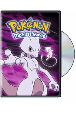 Viz Media Pokemon Movie 1: Mewtwo Strikes Back DVD