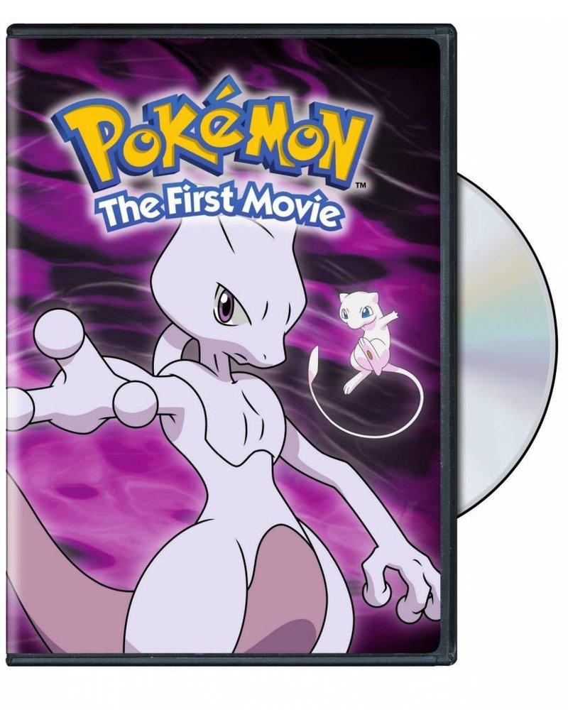 Viz Media Pokemon Movie 1: Mewtwo Strikes Back DVD