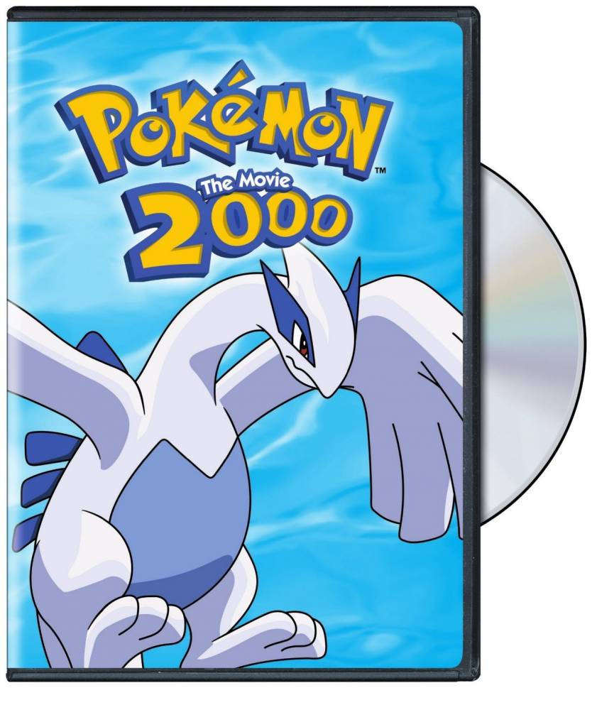 Viz Media Pokemon Movie 2 (Movie 2000): The Power of One DVD