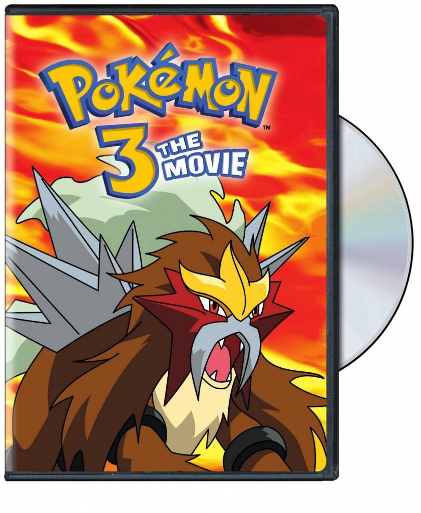 Viz Media Pokemon Movie 3: Spell of the Unown