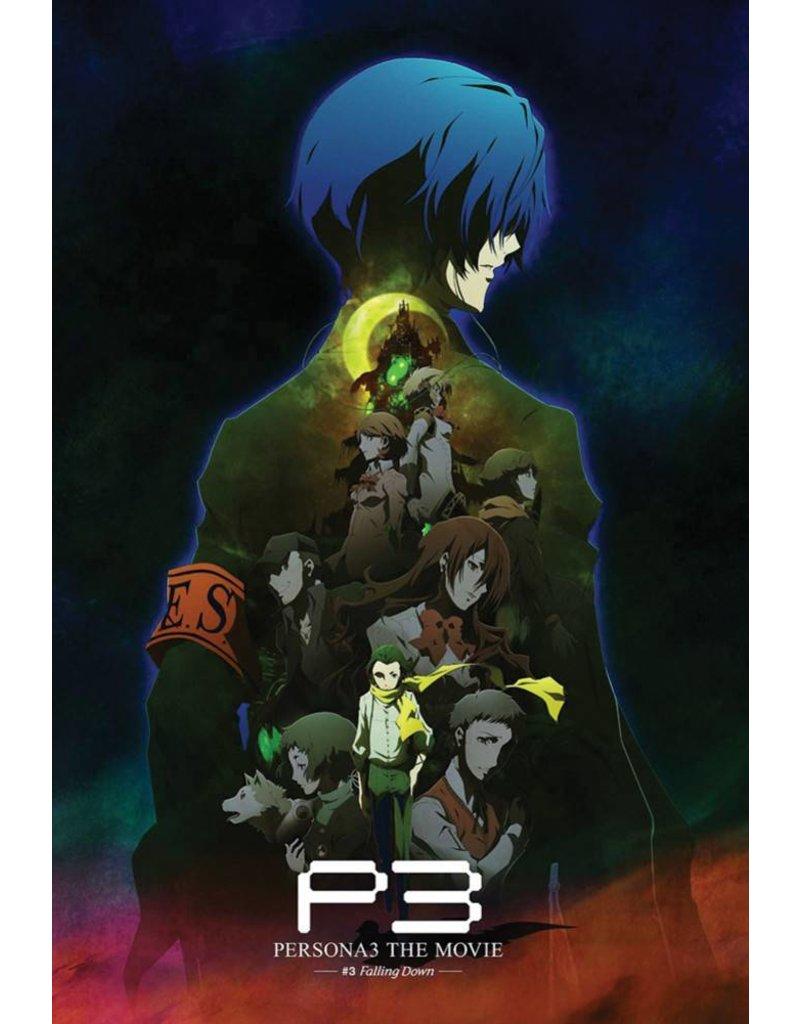Aniplex of America Inc Persona 3 The Movie 3 - Falling Down Standard Edition