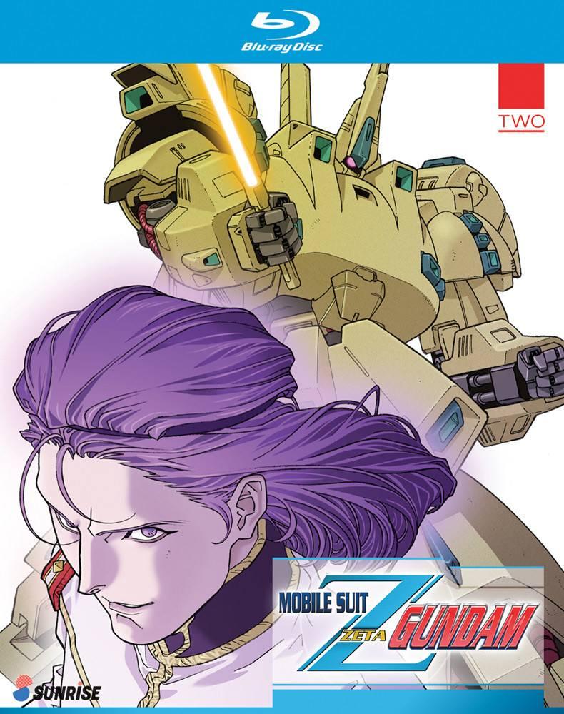 Nozomi Ent/Lucky Penny Gundam Zeta Collection 2 (Rerelease) Blu-Ray