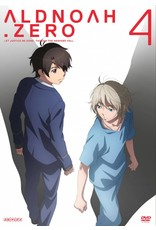Aniplex of America Inc Aldnoah Zero Part 4 DVD