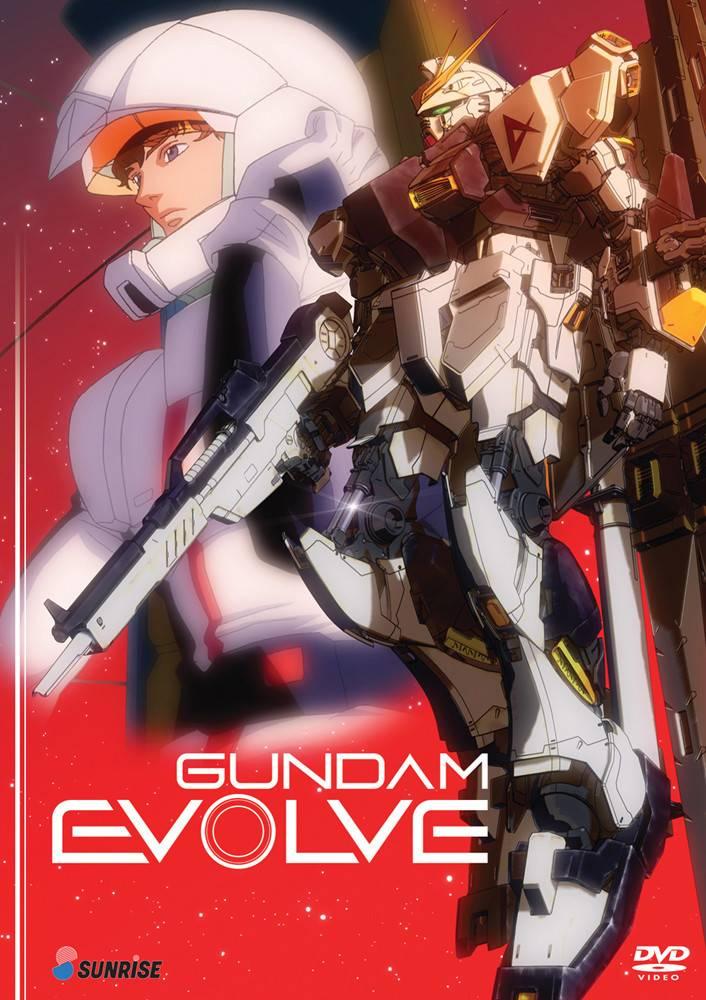 Nozomi Ent/Lucky Penny Gundam Evolve DVD