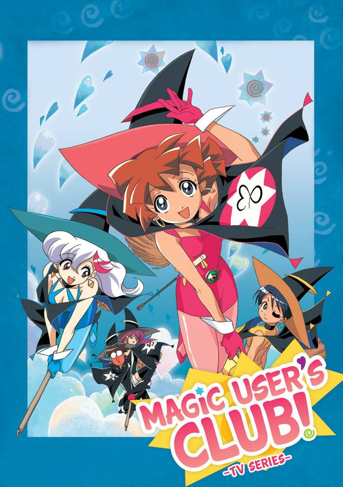 Nozomi Ent/Lucky Penny Magic User's Club TV Series DVD