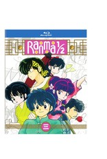 Viz Media Ranma 1/2 Blu-Ray Set 3
