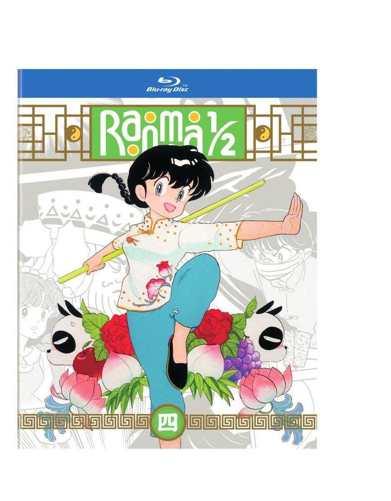 Viz Media Ranma 1/2 Blu-Ray Set 4