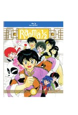 Viz Media Ranma 1/2 Blu-Ray Set 5