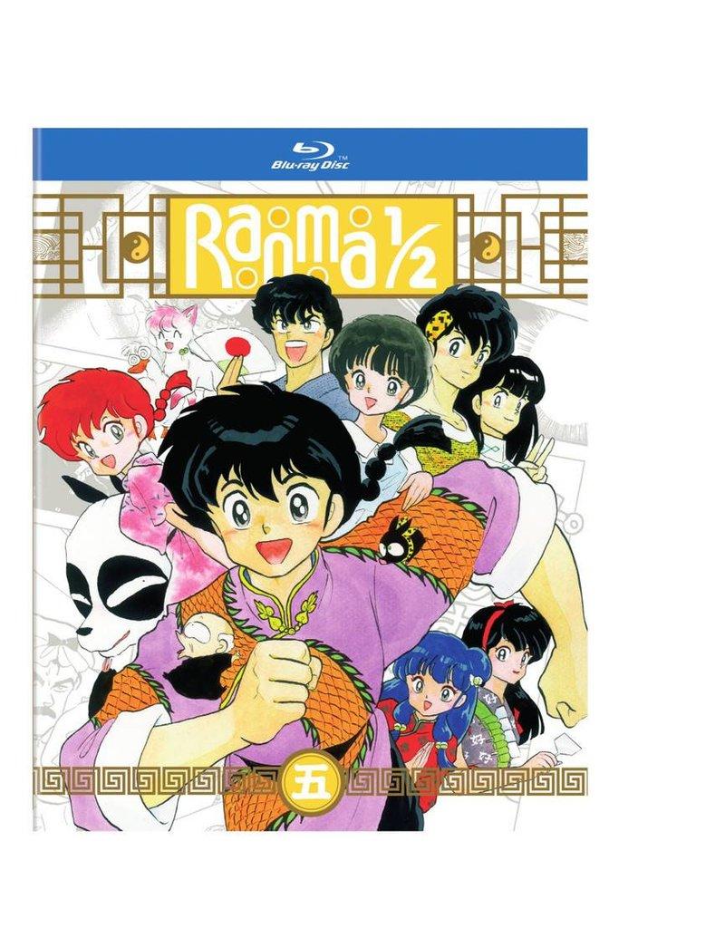 Viz Media Ranma 1/2 Blu-Ray Set 5