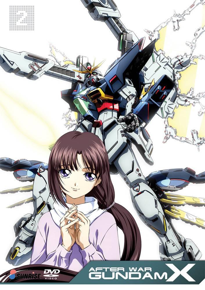 Nozomi Ent/Lucky Penny After War Gundam X Collection 2 DVD