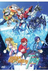 Nozomi Ent/Lucky Penny Gundam Build Fighters Try DVD