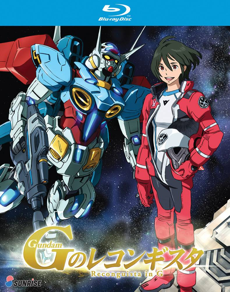 Nozomi Ent/Lucky Penny Gundam Reconguista Blu-Ray