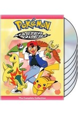 Viz Media Pokemon Master Quest (Season 5) DVD