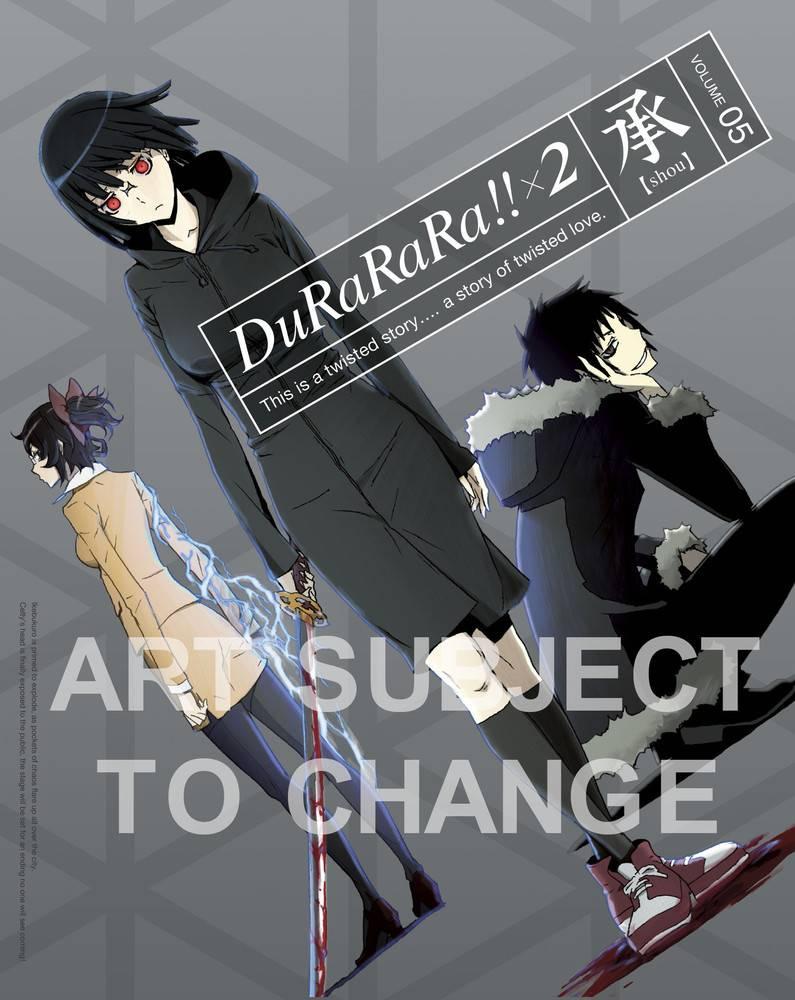 Aniplex of America Inc Durarara X2 Vol. 5 DVD