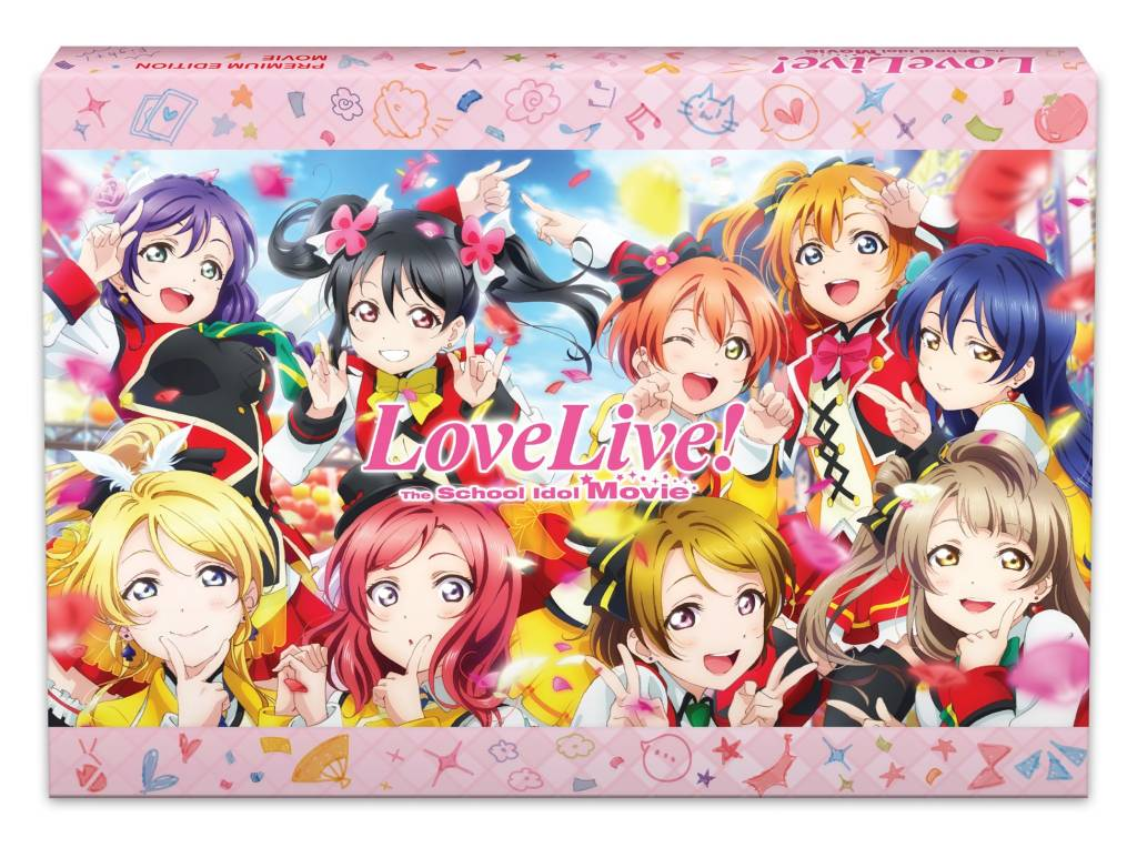 NIS America Love Live! The Sch...