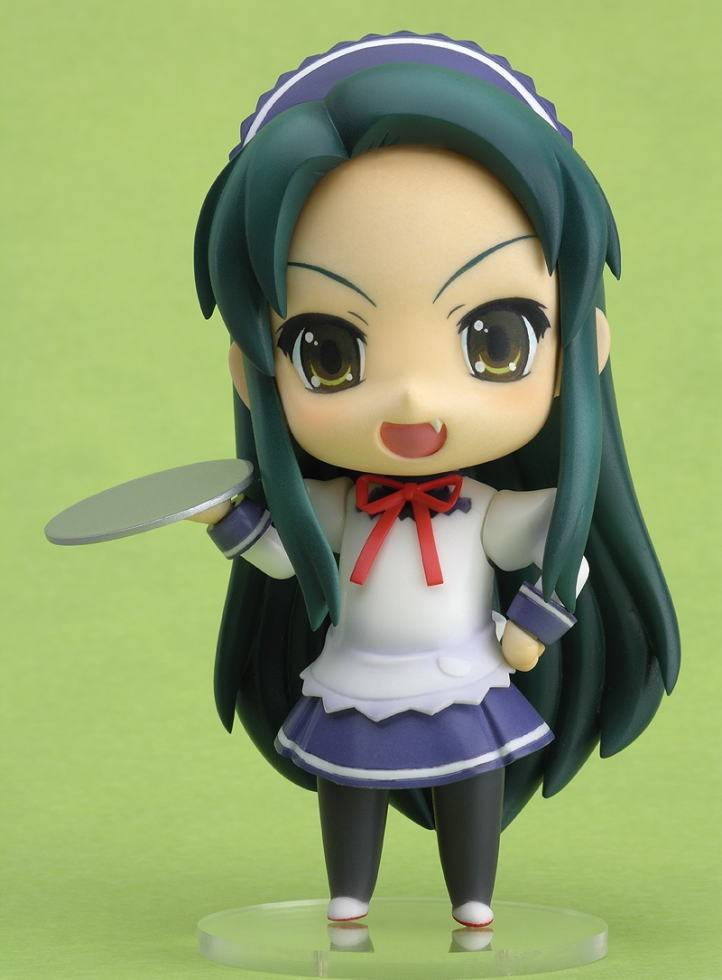 Good Smile Company Tsuruya-san Nendoroid Melancholy of Haruhi Suzumiya 32
