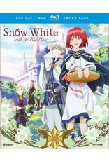 Funimation Entertainment Snow White With the Red Hair Blu-Ray/DVD