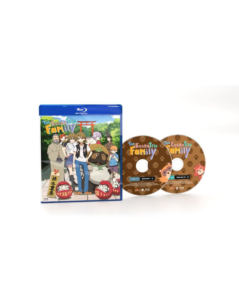 NIS America Eccentric Family, The Complete Series Standard Edition
