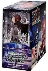 Bushiroad Puella Magi Madoka Magica Rebellion (Full Booster Box) Weiss Schwarz