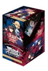 Bushiroad Fate Stay Night UBW (Full Booster Box) Weiss Schwarz