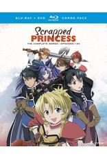 Funimation Entertainment Scrapped Princess Complete Series Blu-Ray/DVD