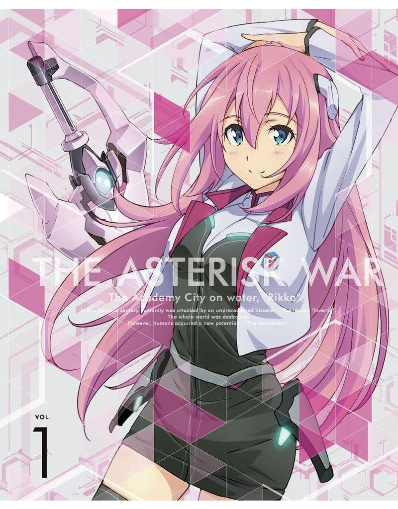 Aniplex of America Inc Asterisk War, The Vol. 1 Blu-Ray LE