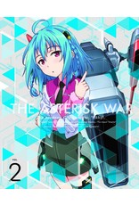 Aniplex of America Inc Asterisk War, The Vol. 2 Blu-Ray LE