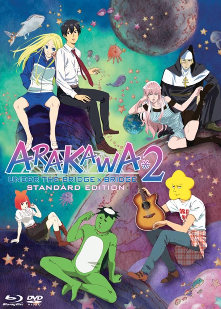 NIS America Arakawa Under the Bridge x Bridge (Season 2) Standard Edition