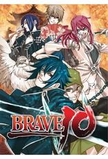 NIS America Brave 10 Complete Collection Premium Edition