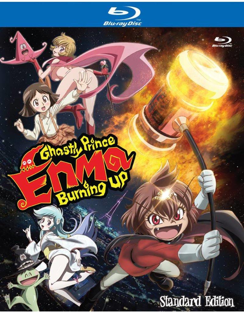 NIS America Ghastly Prince Enma Burning Up Standard Edition