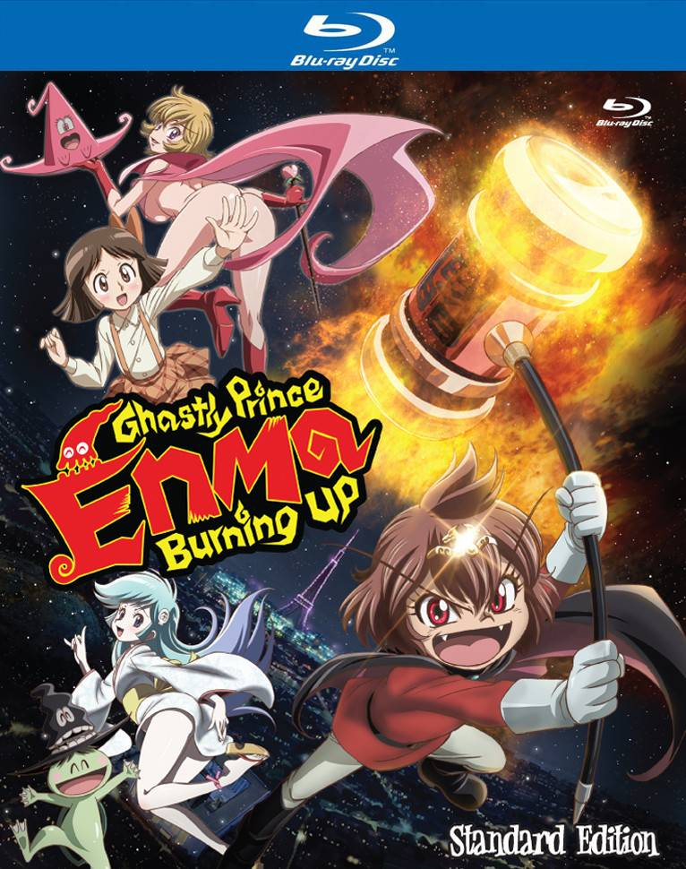 NIS America Ghastly Prince Enma Burning Up Standard Edition