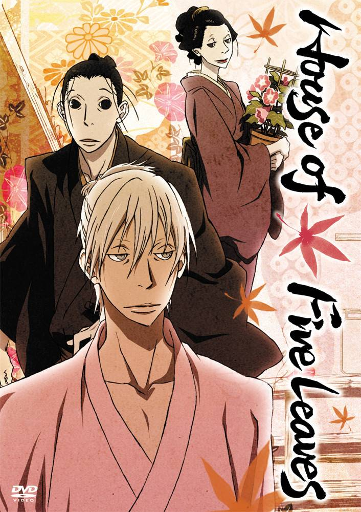 NIS America House of Five Leaves DVD Standard Edition