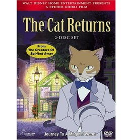 Studio Ghibli/GKids Cat Returns,The DVD*