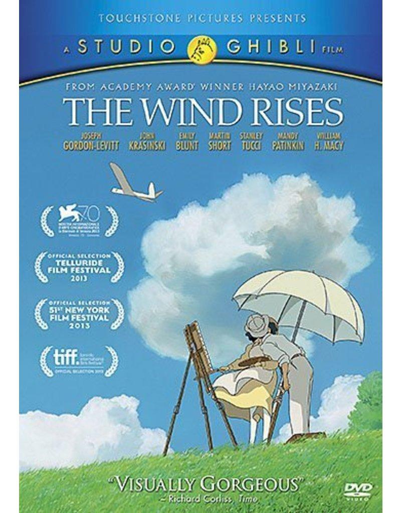 Studio Ghibli/GKids Wind Rises, The DVD