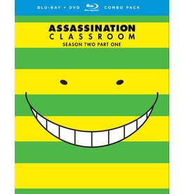 Funimation Entertainment Assassination Classroom Season 2 Part 1 Blu-Ray/DVD*