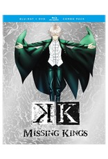 Viz Media K - Missing Kings Blu-Ray/DVD