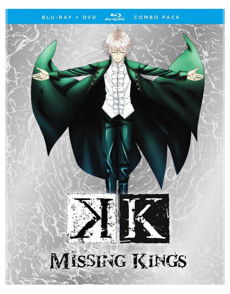 Viz Media K - Missing Kings Blu-Ray/DVD