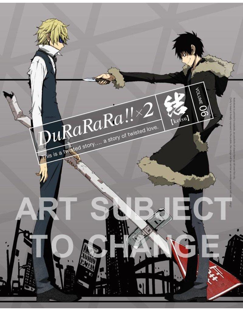 Aniplex of America Inc Durarara X2 Vol. 6 DVD