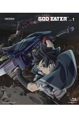 Aniplex of America Inc God Eater Vol. 1 Blu-Ray
