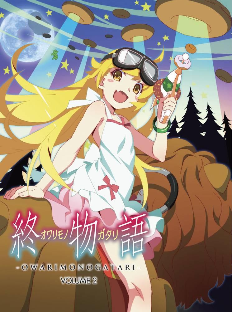 Aniplex of America Inc Owarimonogatari Vol. 2 Blu-Ray