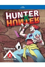 Viz Media Hunter x Hunter Vol. 2 Blu-Ray