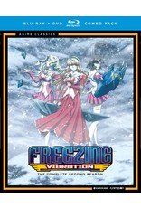 Funimation Entertainment Freezing Vibration (Anime Classics)Blu-Ray/DVD