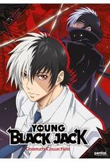 Sentai Filmworks Young Black Jack DVD