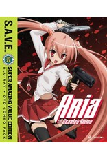 Funimation Entertainment Aria the Scarlet Ammo (S.A.V.E. Edition) Blu-Ray/DVD