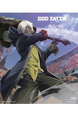 Aniplex of America Inc God Eater Vol. 2 Blu-Ray