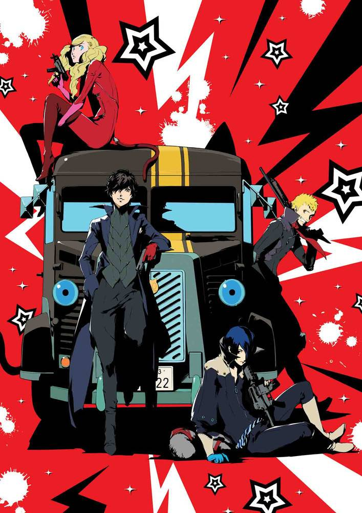 Aniplex of America Inc Persona 5 the Daybreakers Blu-Ray