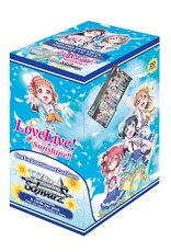 Bushiroad Love Live! Sunshine!! (Full Booster Box) Weiss Schwarz