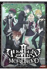 Sentai Filmworks Diabolik Lovers II More Blood Complete Collection DVD