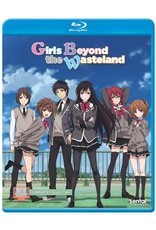 Sentai Filmworks Girls Beyond the Wasteland Blu-Ray